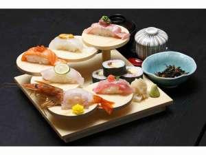 特選にぎり寿司御膳