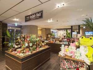 ■お買い物:ホテル1Fバリ雑貨店「インダバリ」素敵な思い出と共に♪