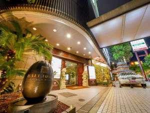 駅徒歩3分!ホテルバリタワー大阪天王寺の写真