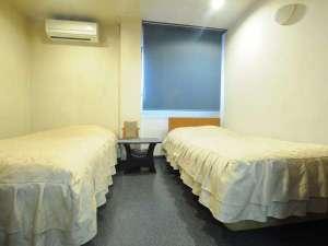 温泉ビジネスホテル富喜屋:◆ツインルーム(一例)