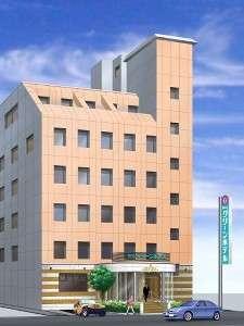 岡山グリーンホテル 外観