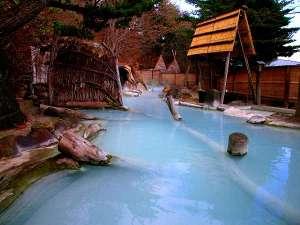 安達屋旅館:大気の湯