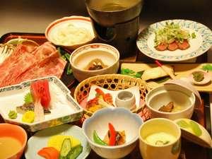 伊香保温泉 旅館 ふくぜん:榛名御膳~旅館ふくぜんのスタンダードなお料理です♪~
