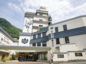 きぬ川国際ホテル【外観】