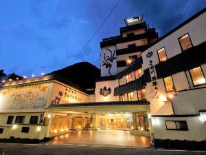 ペット同室宿泊パイオニアの宿 きぬ川国際ホテルの写真
