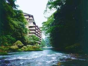 湯快リゾート 山中温泉 よしのや依緑園<会席>