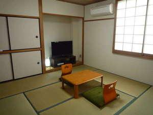 ビジネスホテルHIBARI(ビジネスホテルひばり):和室C(8畳)