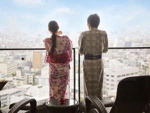 """高松市内の景色と瀬戸内海をお部屋からいつでも望める""""大パノラマビュー""""を独占♪"""