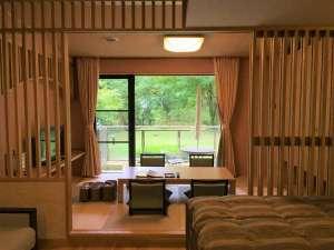 伊豆高原ホテル 五つ星:リニューアル和洋室