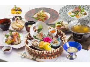 伊豆高原ホテル 五つ星:2017年冬 夕食例