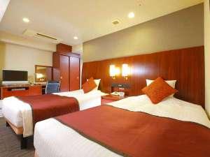 ホテルマイステイズ横浜:ツインルーム
