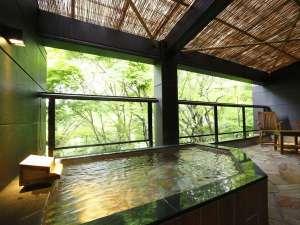 箱根 強羅 月の泉:強羅の名湯を四季折々の景色と共に