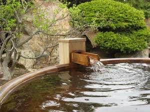 なんぽろ温泉ハート&ハート(南幌温泉):季節を感じながら露天風呂を満喫下さいませ。