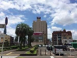 アパホテル<宮崎都城駅前>の写真