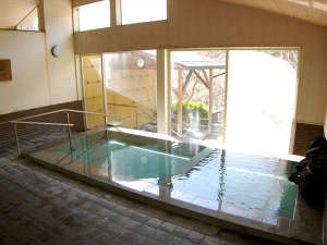 宮田屋旅館:大浴場
