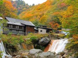 渓流絶景の宿 滑川温泉 福島屋 の写真