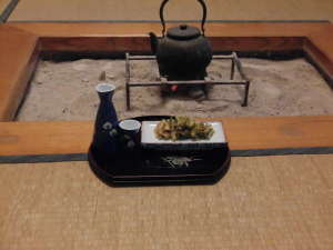 福島屋旅館:自家製野沢菜