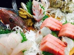 魚づくしの大満足 温泉やど うおき