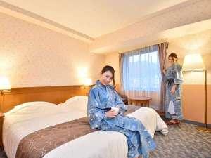 ホテルシーウェーブ別府:お部屋
