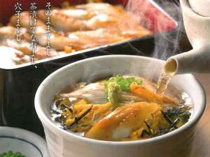 ダイワロイネットホテル広島:穴子まぶし朝食
