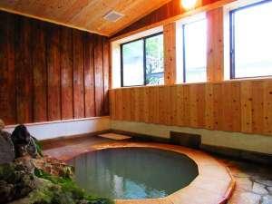 赤城温泉 花の宿 湯之沢館:内風呂「赤城名月風呂」平成28年7月に「プチ」リニューアルしました。