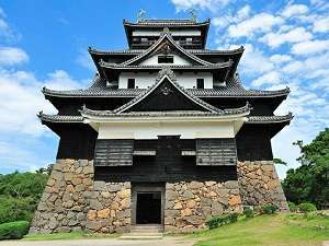 【松江城】歴史ある松江のシンボル♪登閣チケット付きプランありあます!