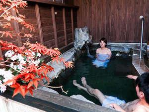 いつでも何度でもご家族だけで、カップルだけで温泉がご利用頂けます。