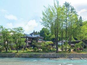 越後長野温泉 嵐渓荘の写真