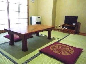 ホテルシェーヌ木島平:*【客室例】和室6畳タイプのお部屋♪