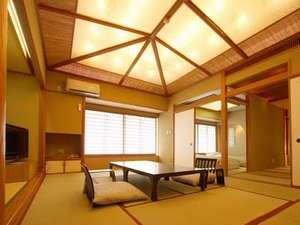 次の間付スタンダード和室(このお部屋は富士山が見えません)