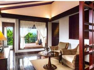 ホテルアラマンダ小浜島:スーペリアスイート