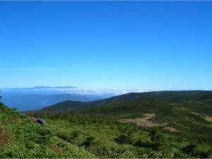 日本百名山「西吾妻山」へのアクセスは天元台ロープウェイ♪無料送迎しております