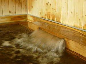 スパ・イン メープルロッジ:檜風呂