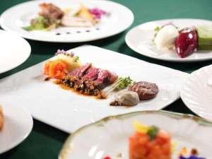スパ・イン メープルロッジ:◆コース料理一例