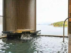 隠岐の宿泊施設唯一の天然温泉をお楽しみ下さい。