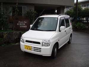 Kencha Rumah:軽レンタカー1日3,500~4,500円(保険料・送迎・駐車代・税込)