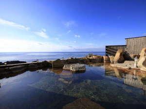 あしずり温泉郷 足摺パシフィックホテル花椿:◆太平洋を望む絶景露天風呂