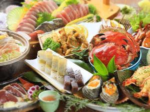 ◆皿鉢≪笑福≫一例これぞ土佐清水の≪おもてなし≫!味だけでなくボリュームにも拘った皿鉢料理に舌鼓♪