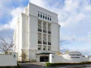 オーシャンテラス ホテル&ウェディング 外観