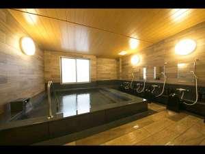 ビジネスホテルこさなぎ:2018年3月OPEN大浴場:男湯