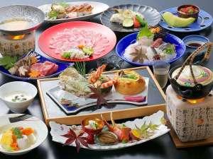 宮島ホテルまこと:料理長特別会席プラン冬のイメージ