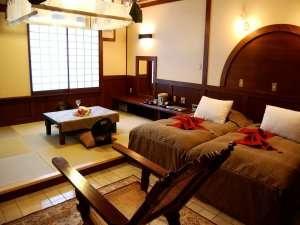 ベッドは拘りのシモンズポケットコイルを使っています。快適な眠りもお楽しみ下さい。