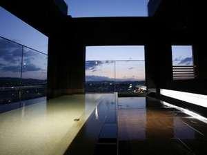 CANDEO HOTELS (カンデオホテルズ)福山:男性用スカイスパ