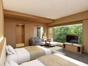 五感が悦ぶ、箱根の森のオーベルジュ 漣-Ren-