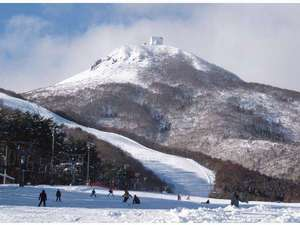 釡臥山スキー場