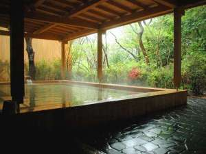 熱海 森の温泉ホテル:女性用露天風呂