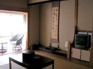 和室の一例になります。