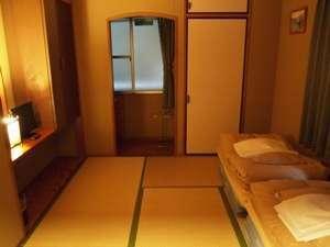 Hiroshima Hana Hostel (広島花宿):【6畳和室1~3名様用】・無線、有線LAN接続いずれも可
