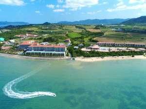 グランヴィリオ リゾート石垣島 グランヴィリオガーデン:併設するヴィラガーデンと合わせて300ルームの一大リゾートエリア