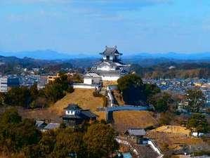 ◆日本の名城100選にも選ばれた掛川城!